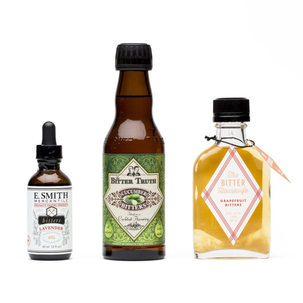 Bitters for Gin Set