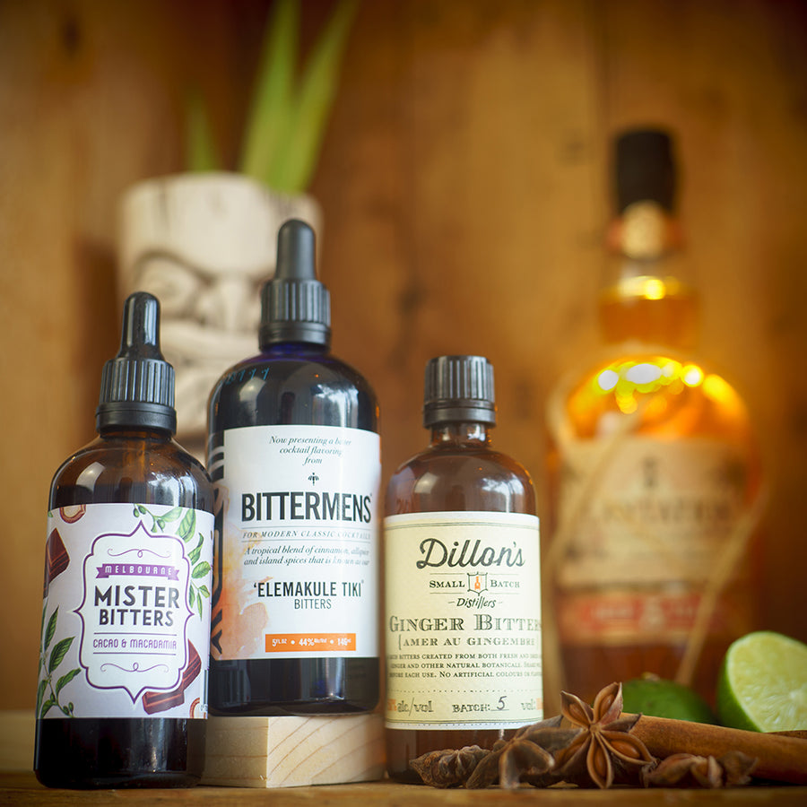 Bitters for Rum Set