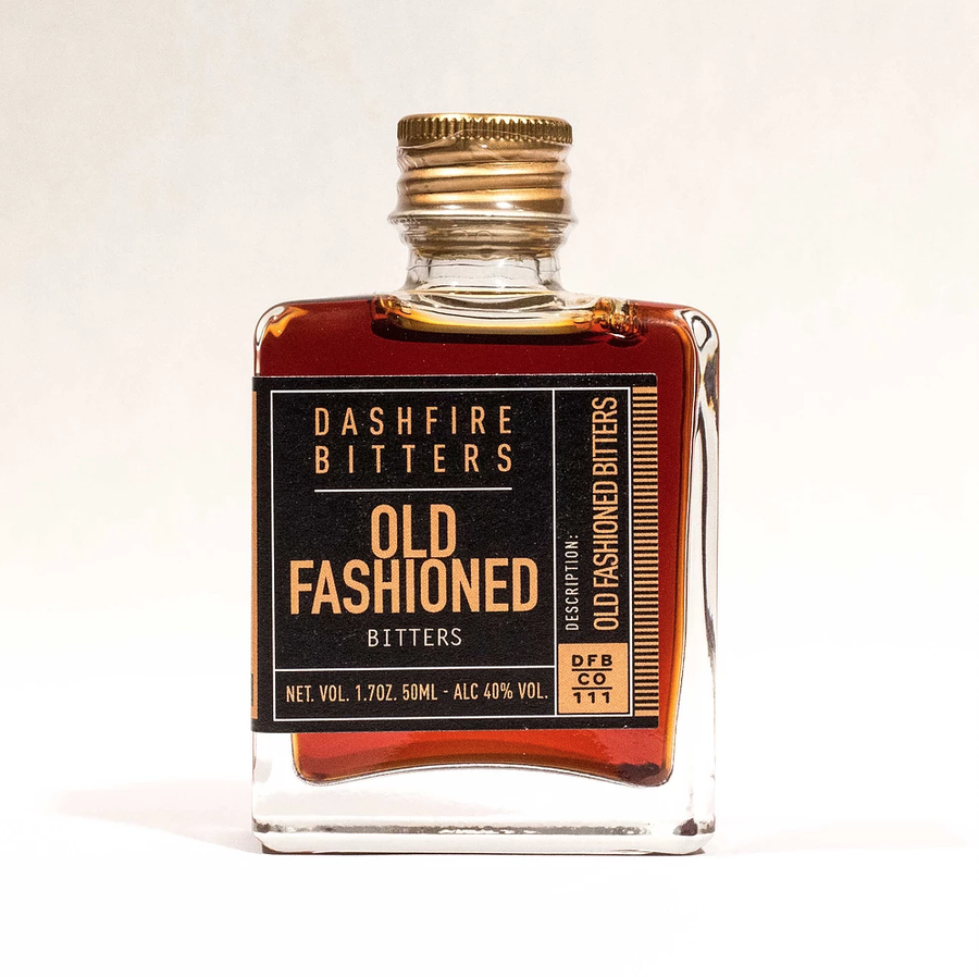 Dashfire Old Fashioned Bitters