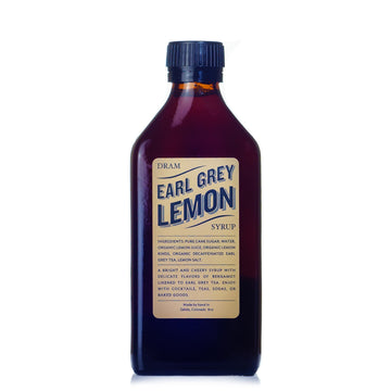 Dram Earl Grey Lemon Syrup