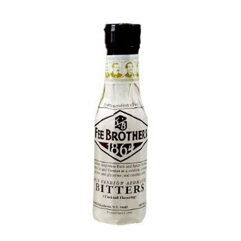 Fee Brothers Old Fashioned Aromatic Bitters