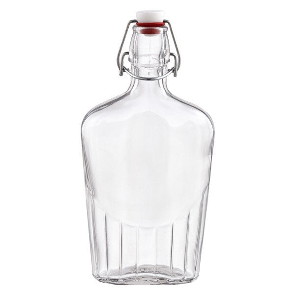 Bormioli Swingtop Flask