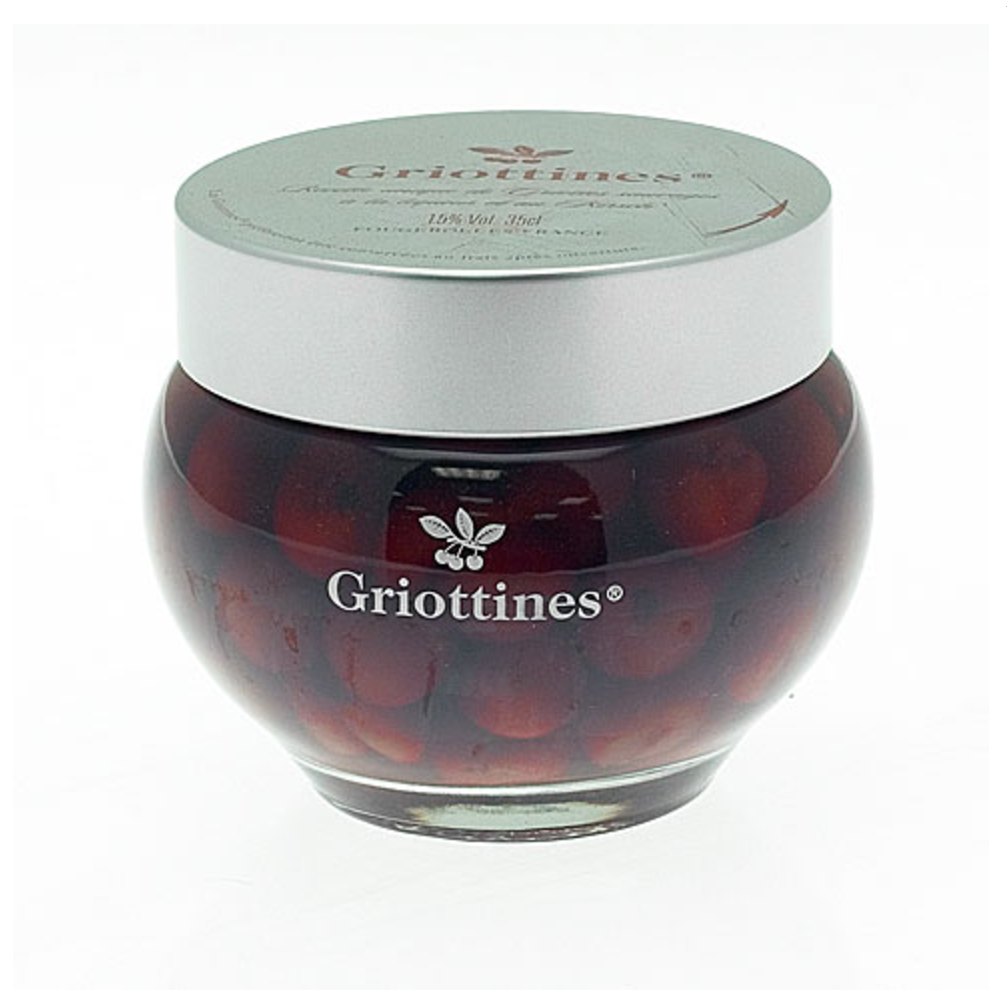Griottines Morello Cherries in Kirsch
