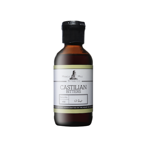 Miracle Mile Castilian Bitters