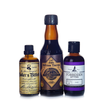The Not Angostura Bitters Set