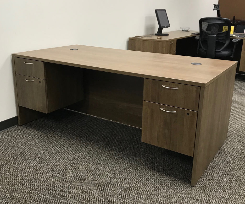 Showroom Closeout Desks Heavily Discounted