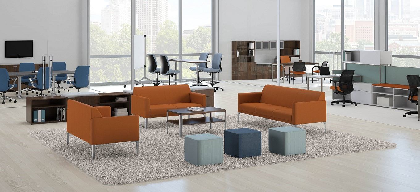 Hon Endorse Lounge Seating ABI Office Furniture San Diego CA
