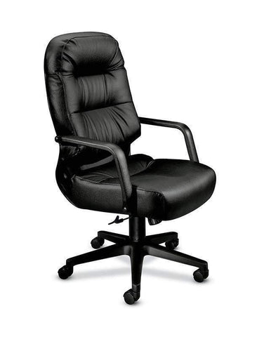 Hon H2091 Leather Pillow-Soft Executive Chair
