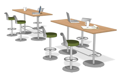 Flock Tables & Stools