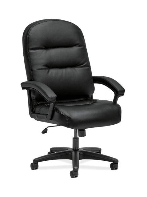 "HON ""Pillow-Soft"" H2095.H.PWST11.T Executive High Back Chair"