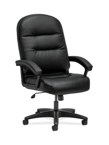 "06 HON ""Pillow-Soft"" H2095.H.PWST11.T Executive High Back Chair"