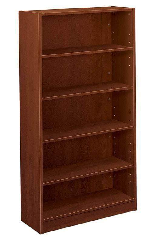 "BOSS N158 Bookcase, 31""W x 14""D x 65.5""H"