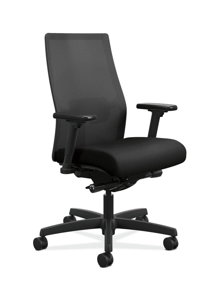 01 Hon HIWMM.Y3.A.H.IM.CU10.AL.SB.T Ignition 2.0 Work Chair with Mesh Back