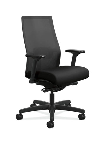 04 Hon HIWMM.Y3.A.H.IM.CU10.AL.SB.T Ignition 2.0 Work Chair with Mesh Back