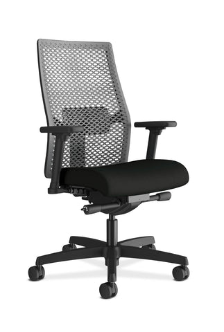 04 COVID-19 Solution:  HON HIWMRA.Y3.A.H.  Ignition 2.0 Ergonomic Chair w/ReActiv Back