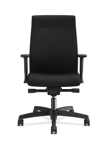 03 COVID-19 Solution:  Hon HIWMUL.Y3.A.H.UR10.AL.SB.T Ignition 2.0 Fully Upholstered Work Chair