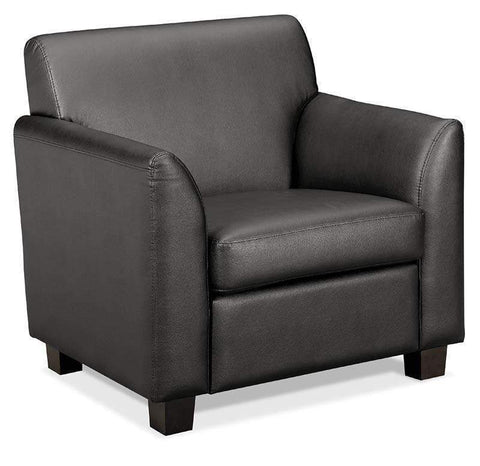 Hon Circulate HVL871.SB11 club chair