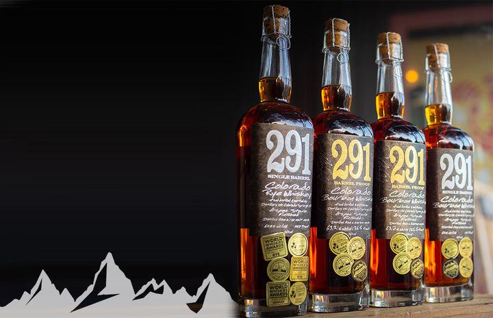 Heart of the Rockies: We chat with Colorado's 291 Distillery.