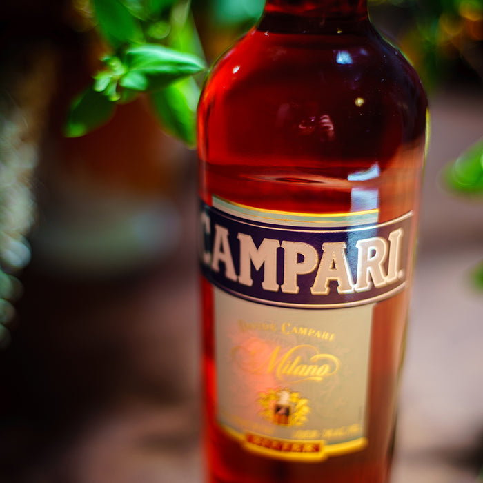 Bitter: About Campari