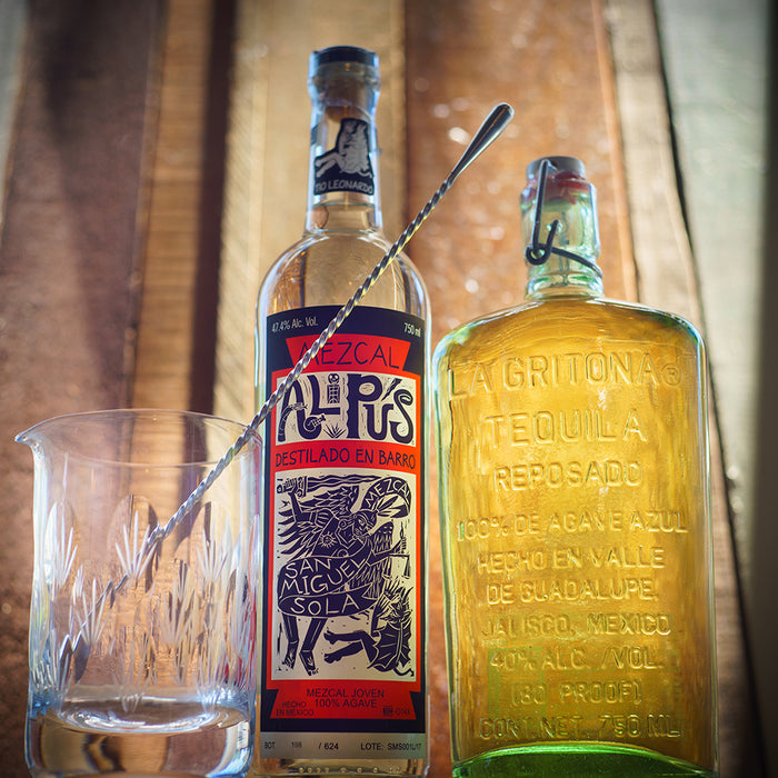 Causing A Stir With Agave: Six Spirit-Forward Tequila and Mezcal Cocktails