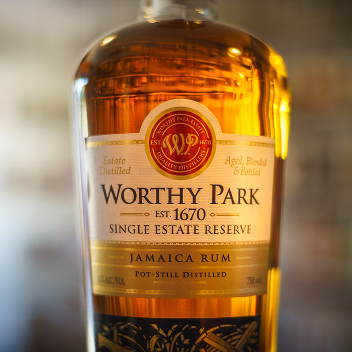 The One Rum Our Buyer is Sipping Right now: Worthy Park