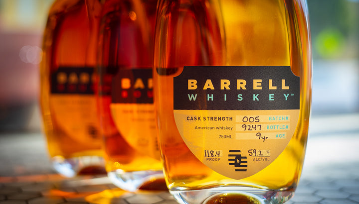 Barrell Whiskeys: Find out why and how they've become the connoisseurs favorite sipper