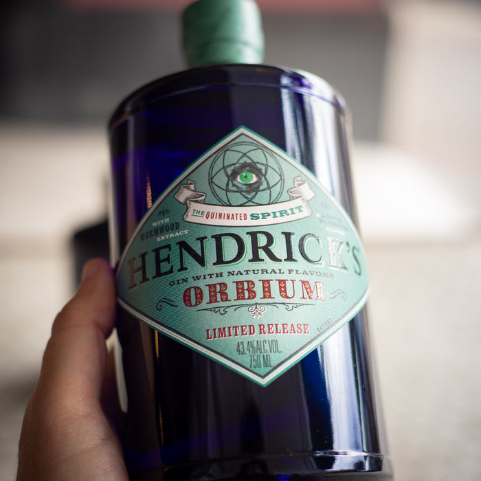 Hendrick's Orbium Gin is for everyone who loves the original, and for people who don't.