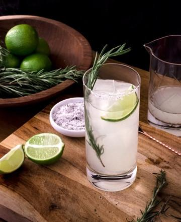 The Salty Mary Cocktail Recipe - guaranteed to fortify and invigorate