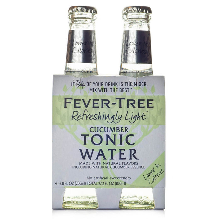 Fever Tree Refreshingly Light Cucumber Tonic