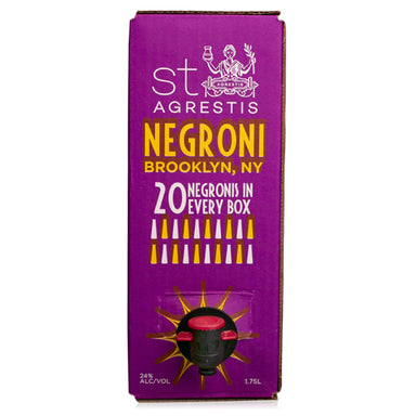 St Agrestis Negroni Bag-in-Box