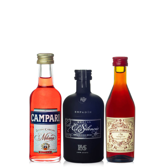 Mini Oaxacan Negroni Kit