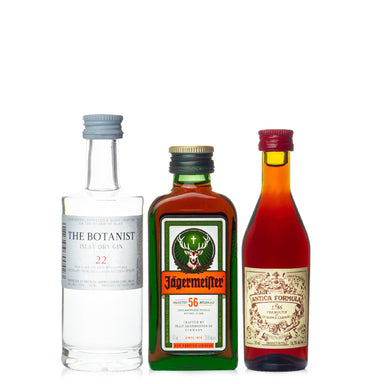 Mini Count Mast Negroni Kit