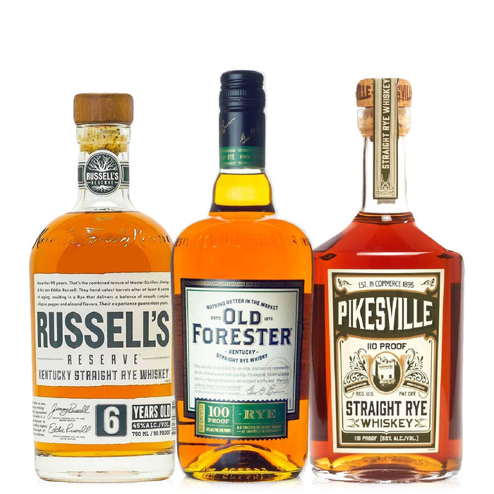 A Rye Whiskey Introduction