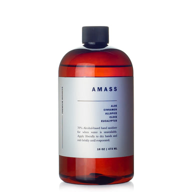 Amass Premium Botanical Hand Sanitizer