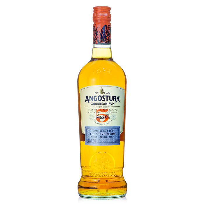 Angostura 5 Year Superior Gold Rum