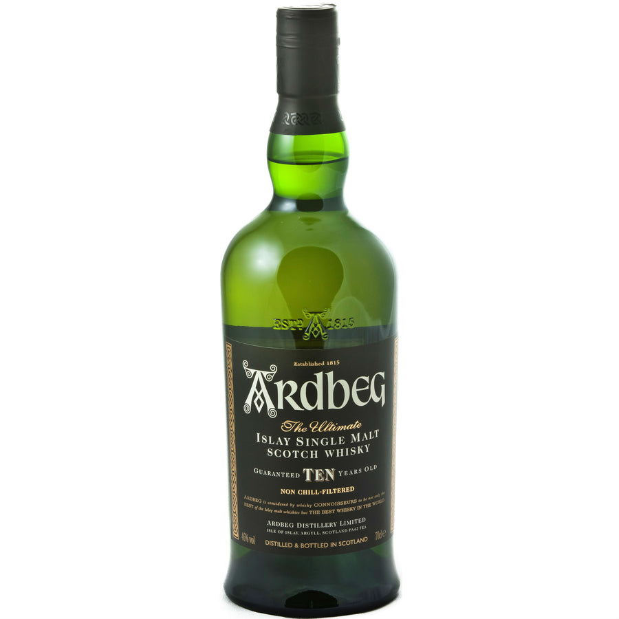 Ardbeg 10 Year Single Malt Scotch
