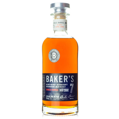 Baker's 7 Year Single Barrel Bourbon