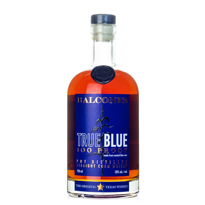 Balcones True Blue 100 Proof Corn Whiskey