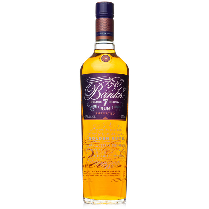 Banks 7 Island Golden Rum