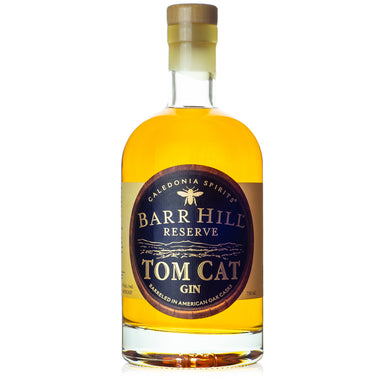 Barr Hill Reserve Tom Cat Barrel Aged Gin