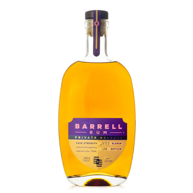 Barrell Blend J553 Private Release Rum