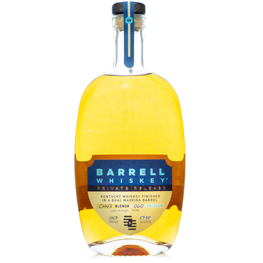 Barrell Private Release #CH43 Boal Madeira Finished Whiskey