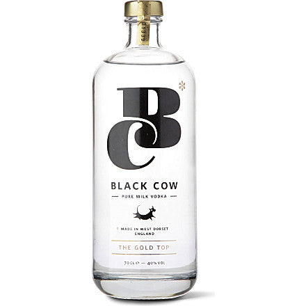Black Cow Vodka