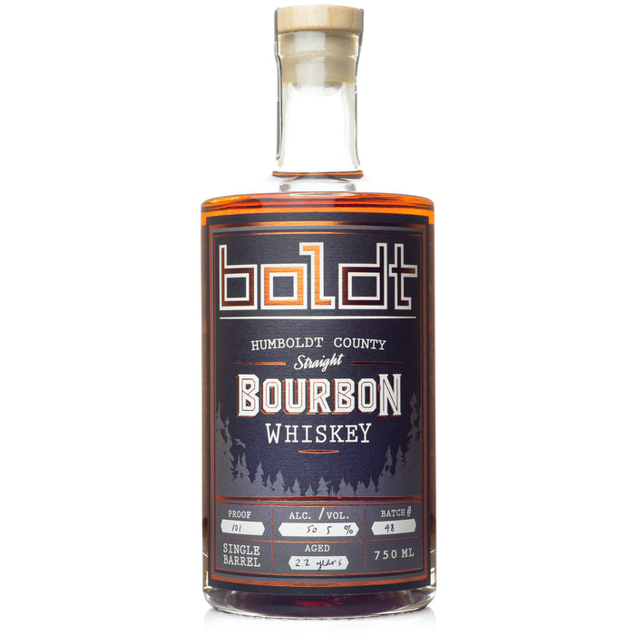 Boldt Batch #48 Single Barrel Straight Bourbon