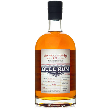 Bull Run 13 Year Pinot Noir American Whiskey