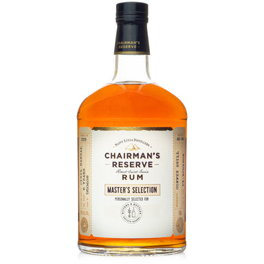Chairman's Reserve 11 Year Master's Selection Cask Strength Rum