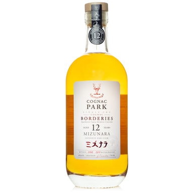 Cognac Park 12 Year Borderies Mizunara Oak Brandy