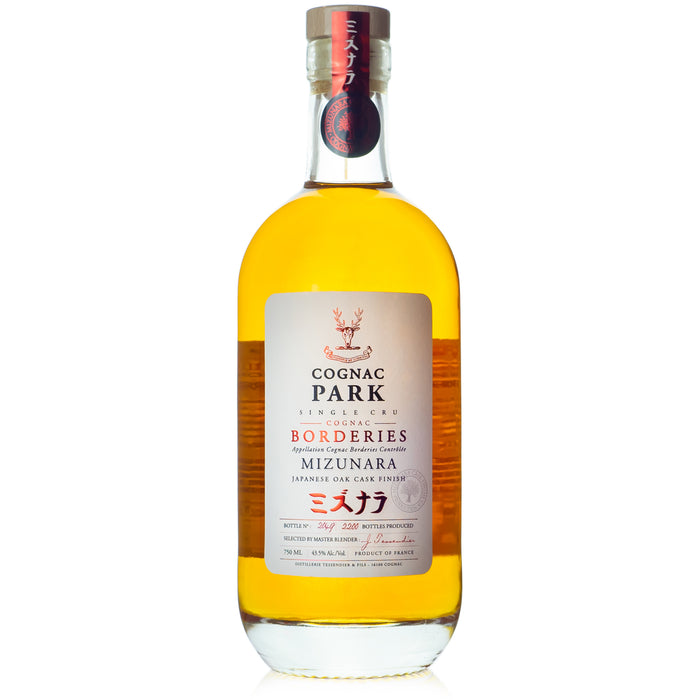 Cognac Park Borderies Mizunara Oak Brandy