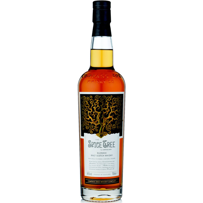 Compass Box Spice Tree Blended Malt Scotch