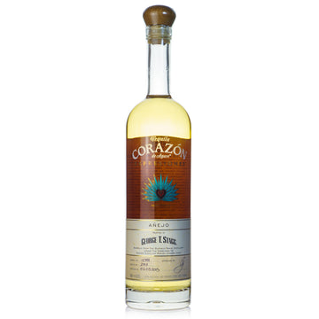 Corazon Expresiones George T Stagg Barrel Anejo Tequila